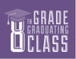 8th grade grad news